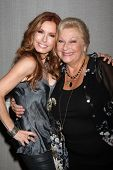 LOS ANGELES - AUG 24:  Tracey E. Bregman, Beth Maitland at the Young & Restless Fan Club Dinner at t