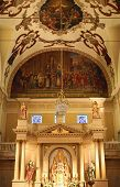 St Louis Cathedral Altar