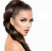 pic of braids  - Hair Braid - JPG
