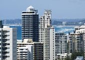 Gold Coast Australia Holiday Highrise Towers