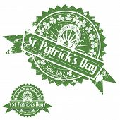 St. Patrick's Day Stamps