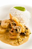 Garnele-thai-Gericht