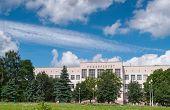 Baltic Federal University. Kaliningrad. Russia
