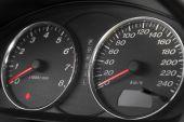 Automobile Speedometer And Tachometer