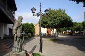 Monument Of Santo Hermano Pedro, Tenerife Spain
