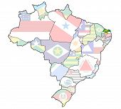 Rio Grande Do Norte On Map Of Brazil