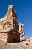 Travel Among Rocks