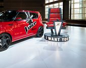 2014 The Voice Kia Soul