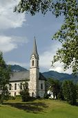 Church in Gosau, Austria