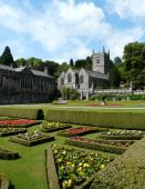 Gardens at Lanhydrock Castle