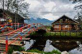 Delicate & Colorful Lago De Tota, Colombia