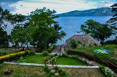Apoyo Lake, Ancient Volcano Crater, Nicaragua