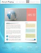template   business website