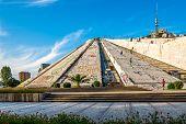 Pyramid Of Tirana - International Center Of Culture