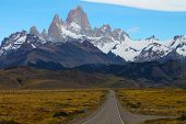 Fitz Roy Rocks - Argentina