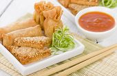 image of wanton  - Asian Starters  - JPG