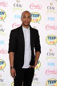 LOS ANGELES - AUG 10:  Kendrick Sampson at the 2014 Teen Choice Awards at Shrine Auditorium on Augus