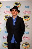 LOS ANGELES - AUG 10:  Charlie Rowe at the 2014 Teen Choice Awards Press Room at Shrine Auditorium o