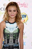 LOS ANGELES - AUG 10:  G. Hannelius at the 2014 Teen Choice Awards at Shrine Auditorium on August 10, 2014 in Los Angeles, CA