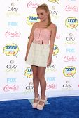 LOS ANGELES - AUG 10:  Alyvia Alyn Lind at the 2014 Teen Choice Awards at Shrine Auditorium on Augus