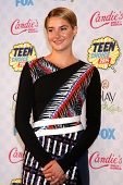 LOS ANGELES - AUG 10:  Shailene Woodley at the 2014 Teen Choice Awards Press Room at Shrine Auditorium on August 10, 2014 in Los Angeles, CA