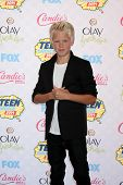 LOS ANGELES - AUG 10:  Carson Lueders at the 2014 Teen Choice Awards at Shrine Auditorium on August 10, 2014 in Los Angeles, CA