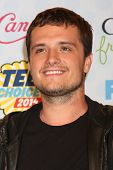 LOS ANGELES - AUG 10:  Josh Hutcherson at the 2014 Teen Choice Awards Press Room at Shrine Auditorium on August 10, 2014 in Los Angeles, CA