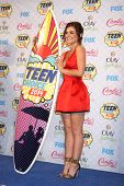 LOS ANGELES - AUG 10:  Lucy Hale at the 2014 Teen Choice Awards Press Room at Shrine Auditorium on August 10, 2014 in Los Angeles, CA