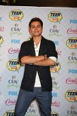 LOS ANGELES - AUG 10:  Jake T. Austin at the 2014 Teen Choice Awards Press Room at Shrine Auditorium