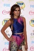 LOS ANGELES - AUG 10:  Nina Dobrev at the 2014 Teen Choice Awards at Shrine Auditorium on August 10, 2014 in Los Angeles, CA
