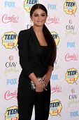 LOS ANGELES - AUG 10:  Selena Gomez at the 2014 Teen Choice Awards at Shrine Auditorium on August 10, 2014 in Los Angeles, CA