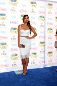 LOS ANGELES - AUG 10:  Shay Mitchell at the 2014 Teen Choice Awards at Shrine Auditorium on August 10, 2014 in Los Angeles, CA