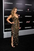 LOS ANGELES - AUG 11:  Ronda Rousey at the