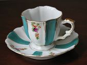 Antique China Teacup