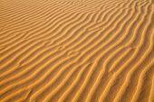 Sand texture at Phan Thiet , Binh Thuan province,  Vietnam