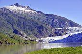 Mendenhall Glacier, Tongass National Forest, Alaska