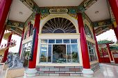 Taoist Temple In Cebu , Philippines