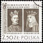 Jagiello And Jadwiga
