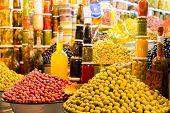 Fresh Moroccan Olives