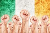 Ireland Labour Movement, Workers Union Strike