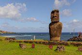 Isla de Pascua. Rapa Nui. Easter Island