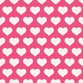 Seamless Heart Background
