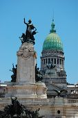 The Capitol of Argentina