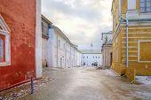 Kremlin Of City Rostov