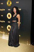 LOS ANGELES - JAN 6:  Serayah McNeil at the FOX TV
