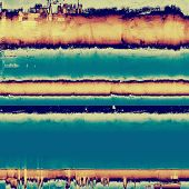 Abstract grunge background or old texture. With different color patterns: purple (violet); cyan; blue; yellow (beige)