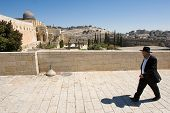 South Of The Temple Mount