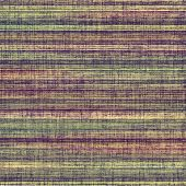 Grunge texture, Vintage background. With different color patterns: purple (violet); green; brown; yellow (beige)