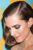 LOS ANGELES - JAN 11:  Allison Williams at the HBO Post Golden Globe Party at a Circa 55, Beverly Hilton Hotel on January 11, 2015 in Beverly Hills, CA