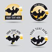 Pub logo design